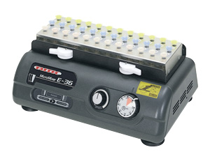 Well plate - micro tube mixer