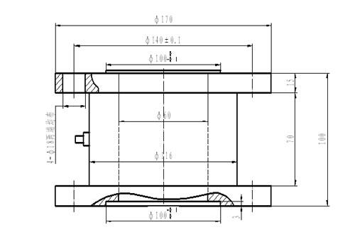 HX-912型静止式扭矩传感器
