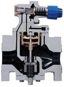YG13H型高灵敏度蒸汽减压阀